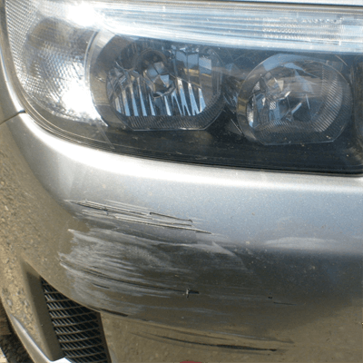Scuffs, Dents & Bumpers